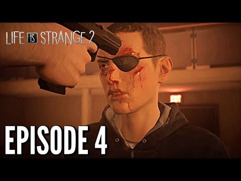 Life Is Strange 2 - Episode 4 Faith Gameplay Walkthrough - Lis2 Episode 4
