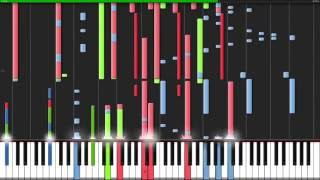 Nemo Egg - Finding Nemo [Piano & Orchestra] (Synthesia) // PianoPrinceOfAnime