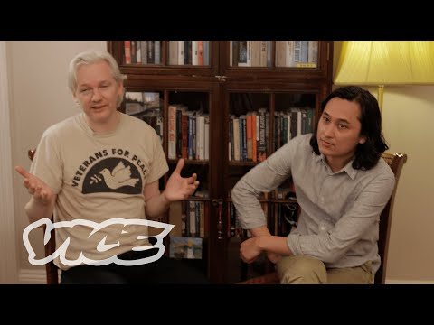 Julian Assange on Bradley Manning and Political Payback