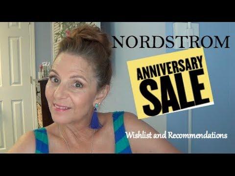 Nordstrom Anniversary Sale 2018~Wishlist & Recommendations