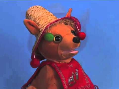 RF1118 – Christmas Poncho Chihuahua