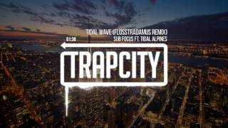 Sub Focus vídeo clipe Tidal Wave (feat. Alpines) (Flosstradamus Remix)