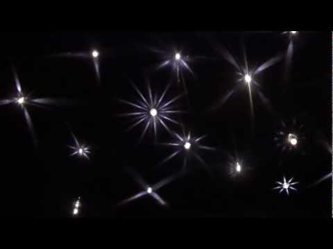 Zestaw Kryształowe Gwiazdy, oświetlenie łazienki, sufitu, ścian, pomieszczeń, wnętrz