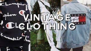 TOP 5 PLACES TO SHOP ONLINE FOR VINTAGE CLOTHES