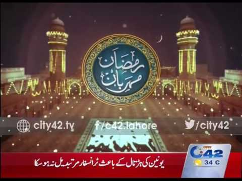 Ramzaan Meharbaan 21th June 2016