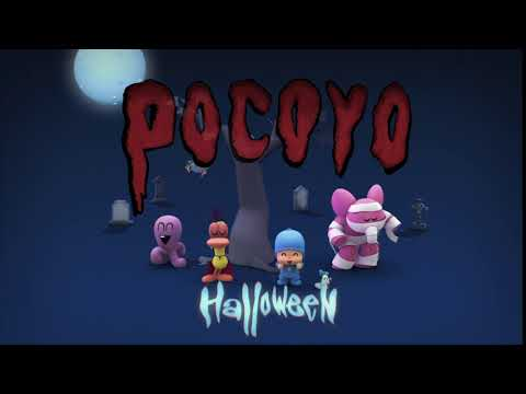 Let's prepare for Halloween 2018 with Pocoyo!