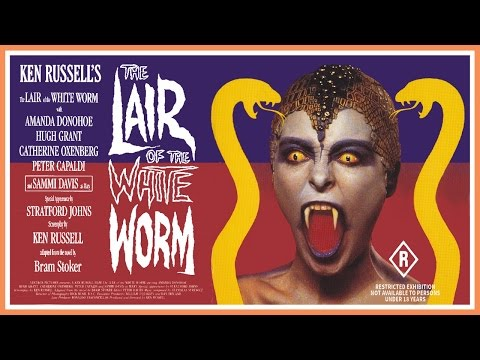 The Lair Of The White Worm (1988) U.S. VHS Trailer - Color / 1:27 mins
