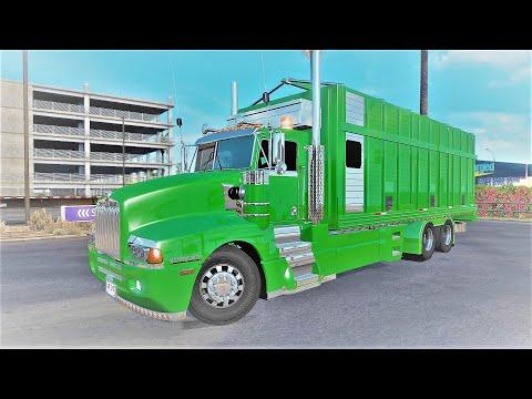 Kenworth T600A EDIT SHADOGAY 1.36.x
