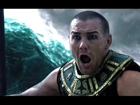 Exodus: Gods and Kings Official TRAILER #2 (2014) Christian Bale Movie HD