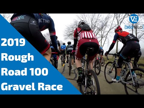 Rough Road 100 2019 Gravel Race (First Hour)