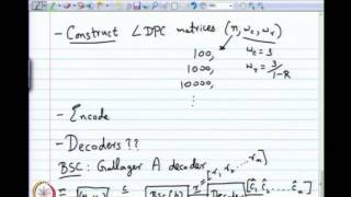 Mod-01 Lec-23 LDPC Codes