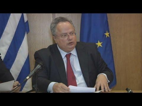 Δεκτές οι ελληνικές προτάσεις για την Αλβανία στο Συμβούλιο Γενικών Υποθέσεων της Ε.Ε.