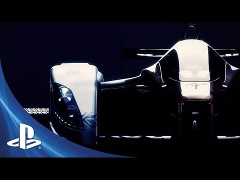 Image of Gran Turismo 6 Video Game Teaser Trailer PS 3