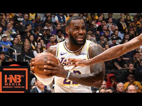 Los Angeles Lakers vs Phoenix Suns Full Game Highlights | 12.02.2018, NBA Season_A héten feltöltött legjobb sport videók