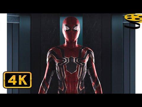 Новый Костюм Питера Паркера | Человек-паук: Возвращение домой (2017) НD - DomaVideo.Ru