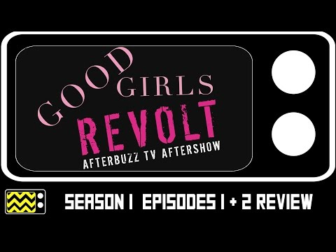 Good Girls Revolt Season 1 Episodes 1 & 2 Review & After Show | AfterBuzz TV