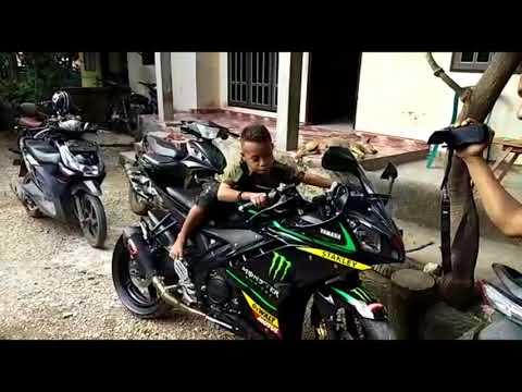 Komentator MotoGP Cilik