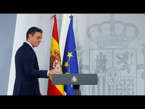 Τι γίνεται στην Ισπανία