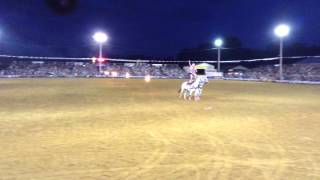 Spooner (WI) United States  City pictures : Roman Riding at the Spooner Wi PRCA Rodeo, Jessica Blair