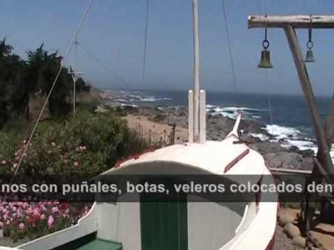 Isla Negra. La casa de Pablo Neruda