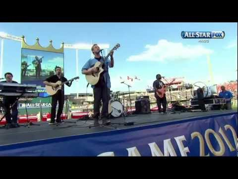 Phillip Phillips Home - 2012 MLB All-Star Game