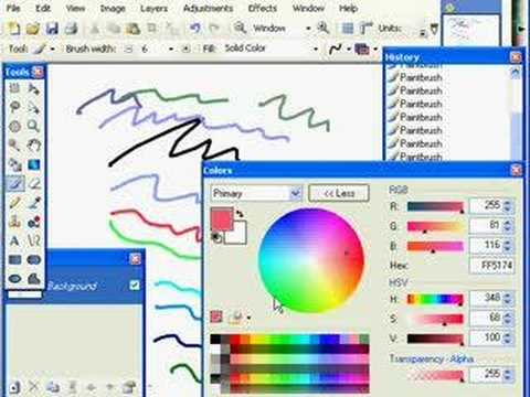 The Very Basics of Paint.Net (part 2)