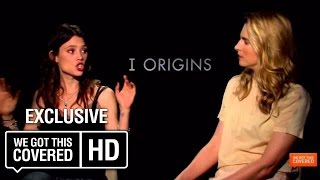 I Origins Interview With Brit Marling  Michael Pitt  Mike Chaill And More  Hd