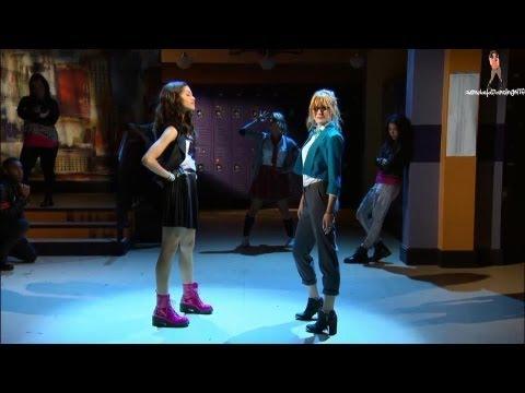 Shake It Up - Rocky Vs CeCe Dance OFF (Shake It Up - Brain It Up )