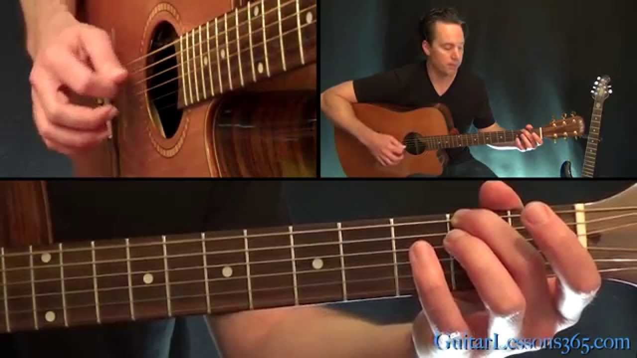 Civil War Guitar Lesson Pt.1 – Guns N' Roses – Acoustic Parts