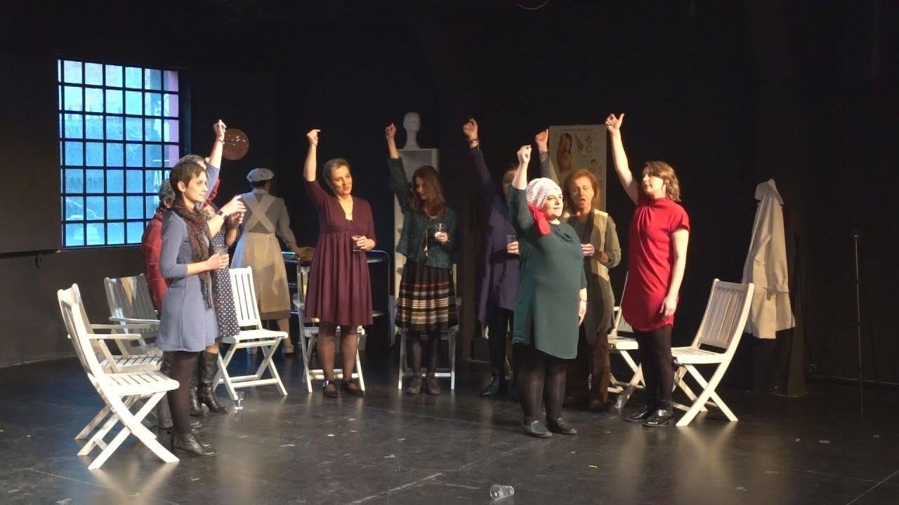Παρ'όλα αυτά, μια θεατρική παράσταση από την Ελληνική Αντικαρκινική Εταιρεία