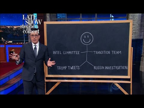 This Diagram Shows Nunes' Conflict Of Interests In Investigating Trump (видео)