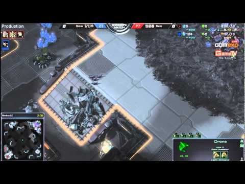 GSL Ro16 Group B Match 4 EffOrt vs sOs