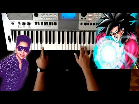"Como Tocar ""Corazón Encantado"" En Piano - Tutorial Dragon Ball Gt"