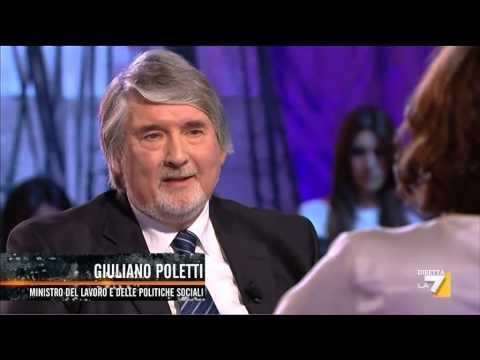 poletti - L'intervista barbarica al Ministro del Lavoro Giuliano Poletti. Nell'intervista il Ministro racconta di far parte di una famiglia molto numerosa. Ognuno di l...