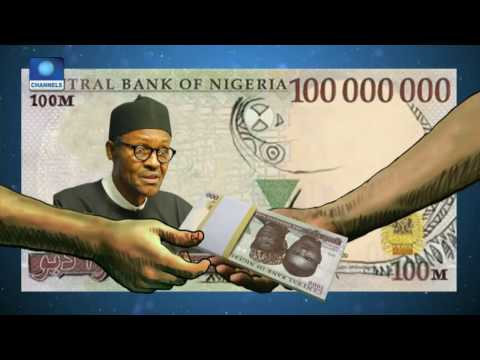 News@10: Examining Nigeria's Latest Corruption Index Ranking 29/01/17 Pt 2