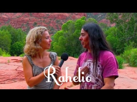 Rahelio about Sedona's Energy Vortexes, Soul Mates and UFOs