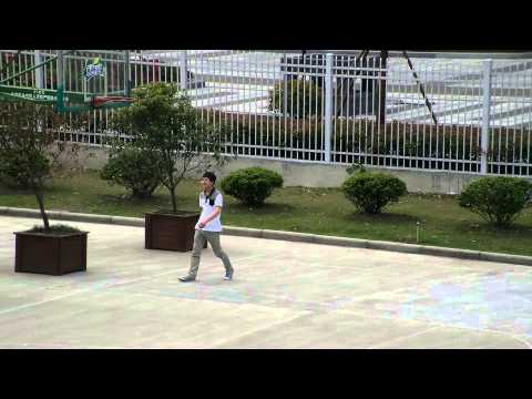 Auto tracking of person from Hikvision