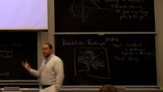 Lecture 15 | MIT 6.832 Underactuated Robotics, Spring 2009