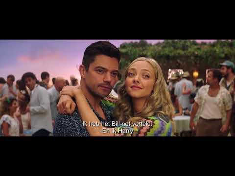 Mamma Mia: Here We Go Again - Grammy spot