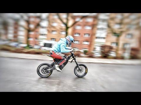 🚴DIE COOLSTEN MOTORRÄDER FÜR KINDER 🚴 E-Bike Freerider Kuberg & Torrot | TuTo #Vlog14