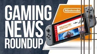 "Nintendo VIOLATES EU Law + The Son of GabeN is Risen + ""Pitchforks down please"" over Burnout"