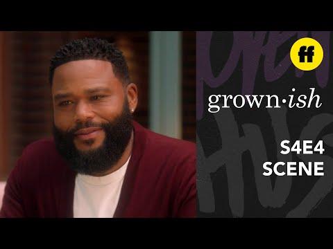 grown-ish Season 4, Episode 4 | Vivek Asks Dre About Forgiveness | Freeform