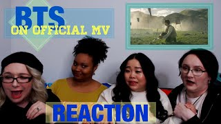 Video BTS (방탄소년단) ON OFFICIAL MV ARMY REACTION! BTS COMEBACK!! download in MP3, 3GP, MP4, WEBM, AVI, FLV January 2017