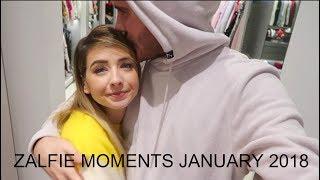 Video Zalfie Moments | january 2018 MP3, 3GP, MP4, WEBM, AVI, FLV Juli 2018