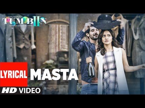 Masta Lyrical | Tum Bin 2 | Neha Sharma, Aditya Se