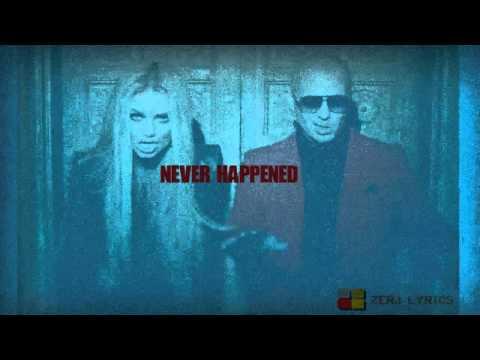 Pitbull Ft. Havana Brown - Last Night (Never Happen) - Official Lyrics, Letra