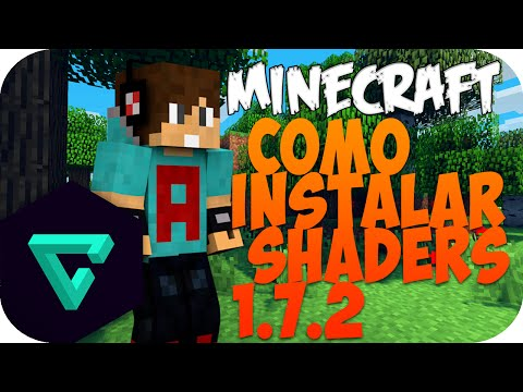 Como Instalar Shaders Para Minecraft 1.7.2 Forge + Review Shaders 4 Packs (видео)