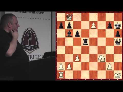 Exciting 2014 Sinquefield Cup Games! – GM Ben Finegold – 2014.09.10