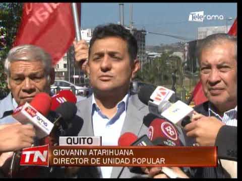 Varias denuncias se presentaron contra 4 consejeros de participación ciudadana