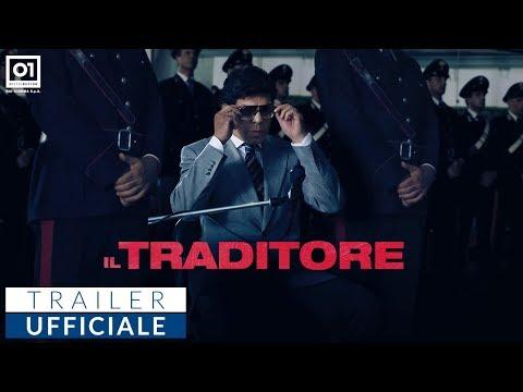 Preview Trailer Il Traditore, trailer ufficiale